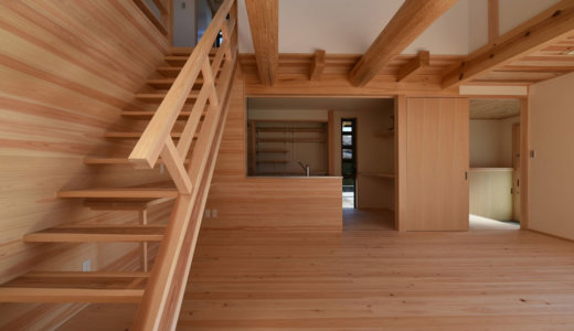 木組みの家
