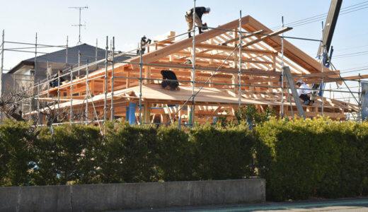 石場建ての家 構造見学会